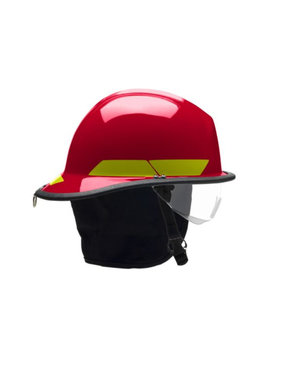 Bullard FX Series Structural Firefighting Helmet with ReTrak Visor