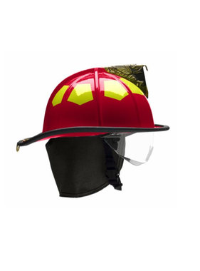 Bullard UST Traditional Style ReTrak Structure Fire Helmet