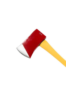 "Council Tool Co. Council Tool 6# Flathead Fire Axe; 36"" Fiberglass Handle"