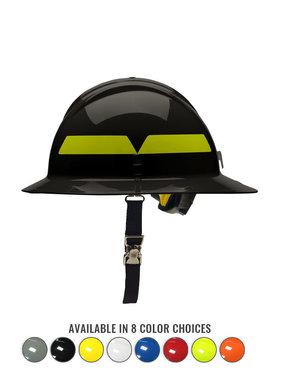 Bullard Wildfire® Full-Brim Wildland Fire Helmet