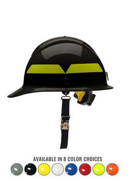 Bullard Wildfire® Hard Hat/Cap Style Wildland Fire Helmet