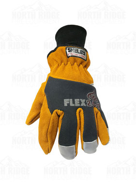 Shelby Glove Flex 24/7 Firefighting Glove w/Nomex® wristlet