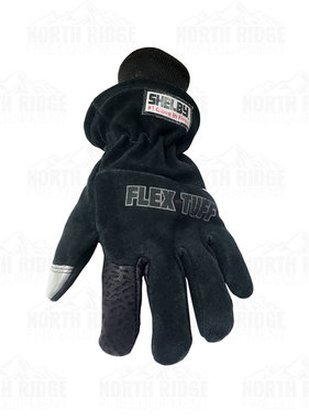 Shelby Glove Flex-Tuff 3D Firefighting Glove w/Nomex® wristlet