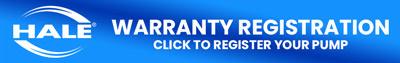 Hale Pump Warranty Registration