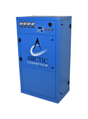 Arctic Compressor 1500 Series 4-Stage 10HP Enclosed Air Compressor