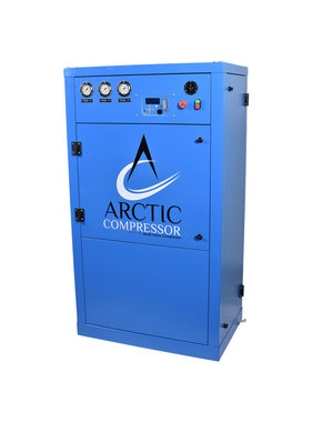 Arctic Compressor 1000 Series 3-Stage 7.5HP Enclosed Air Compressor