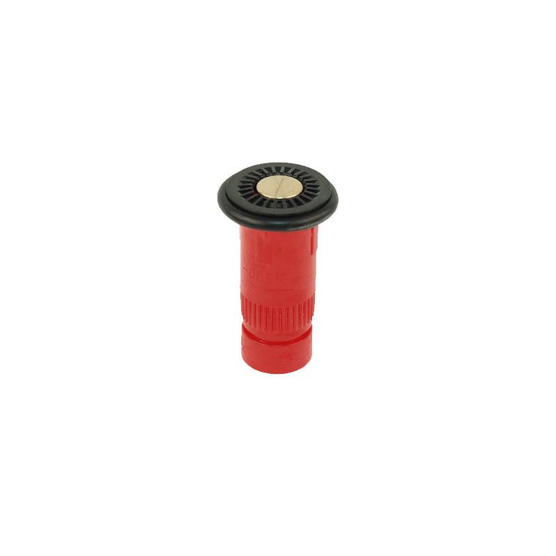 "Armored Textiles Inc. 1"" NH 30 GPM Fire Nozzle (Red)"