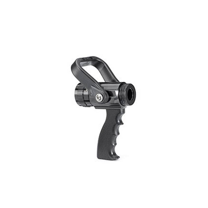 """Armored Textiles Inc. BD1560 1"""" NPSH Viper® Blue Devil  Nozzle Shut Off with Pistol Grip"""
