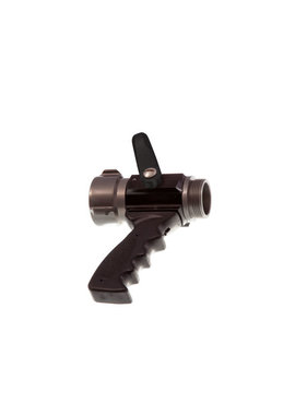 "Kuriyama Fire Products 1.5"" NH Viper® Nozzle Shut-Off with Grip"