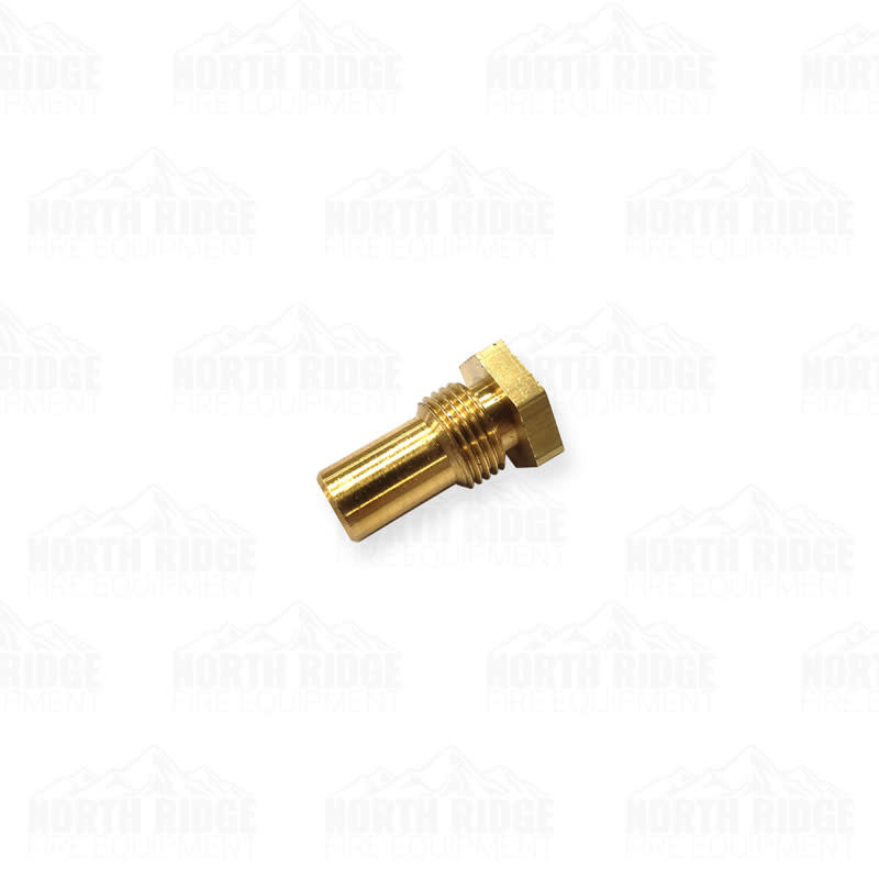"""Akron Brass Threaded Trunnion for Series 7820 2"""" and 2.5"""" Ball Valves"""