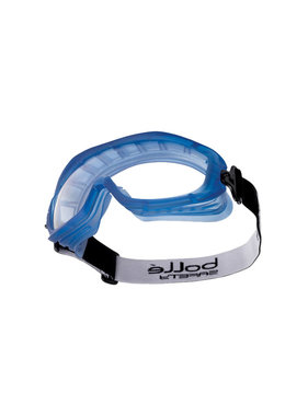 Bolle ATOM Ventilated Clear Safety Goggles