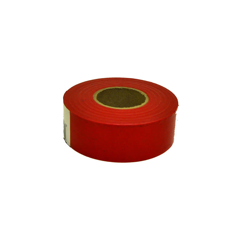 150' Glo Red Flagging Tape