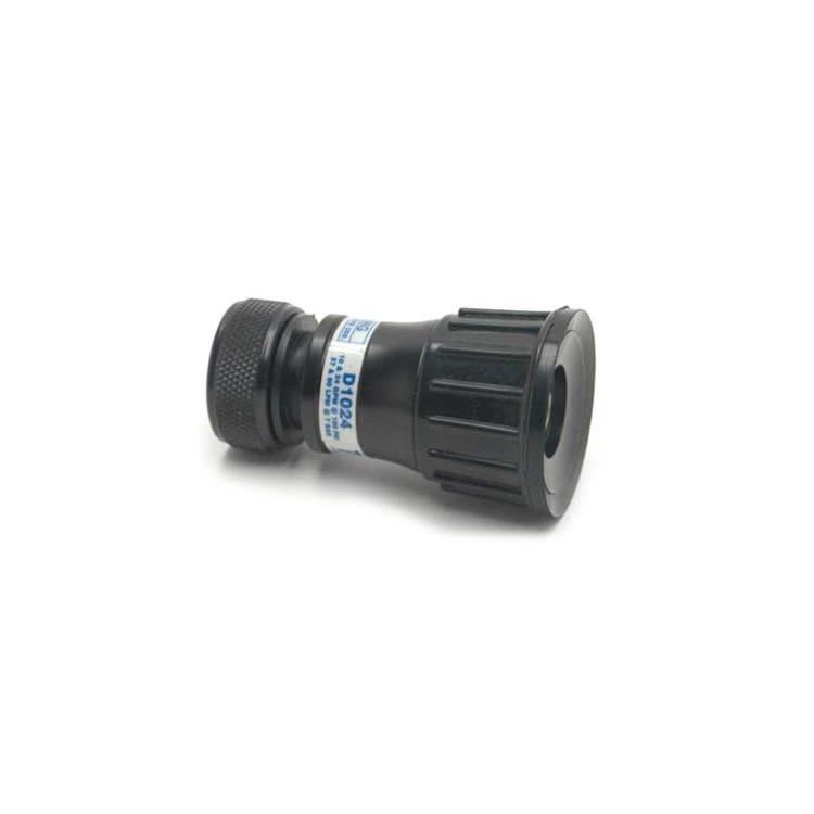 "TFT TFT D1040-ID 1"" NPSH 10/40 GPM Dual Gallon Twister Tip Nozzle"