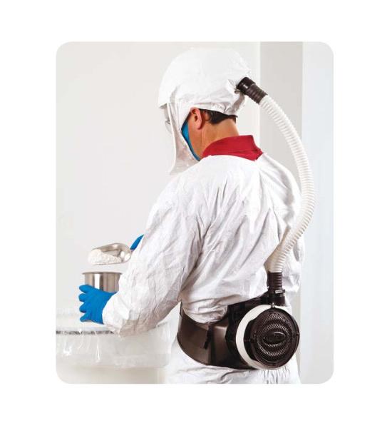Bullard EVA Powered Air-Purifying Respirator with Loose Fitting Hood