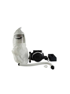 Bullard Powered Air-Purifying Respirator with Full-Face Hood