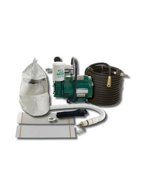 Bullard Supplied Air Respirator with Free-Air® Pump and Full-Face Hood