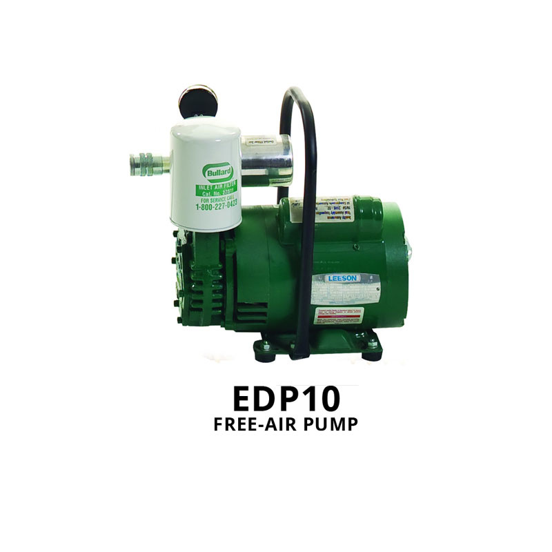 Bullard EDP10 Free-Air Pump with Spectrum Full Face Mask (SPECLSYS)