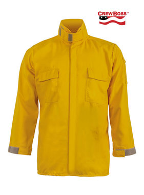 CrewBoss 5.8oz Tecasafe® PLUS Wildland Brush Shirt