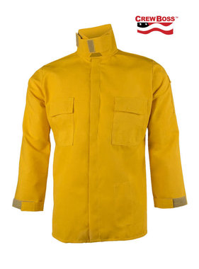 CrewBoss 6.0oz Nomex® IIIA Wildland Brush Shirt