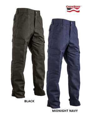 CrewBoss Dual-Certified 6.8oz Nomex® IIIA Twill Brush Pant