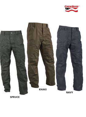 CrewBoss 7.0oz Advance® Elite Brush Pant