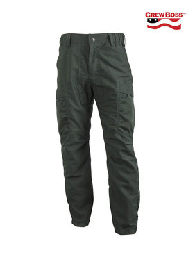 CrewBoss 6.0oz Nomex® IIIA Elite Brush Pant (Spruce)