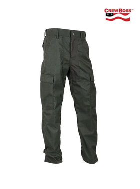 CrewBoss 7.0oz Advance® Classic Brush Pant (Spruce)