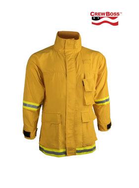 CrewBoss 7.0oz Tecasafe® PLUS Wildland Interface Brush Coat