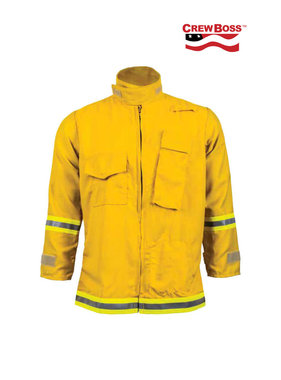 CrewBoss CrewBoss CAL FIRE Spec Jacket