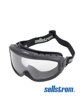 Sellstrom Odyssey Wildland Fire Goggle (Clear)