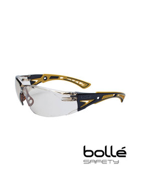 Bolle Rush+ CSP Platinum Safety Glasses
