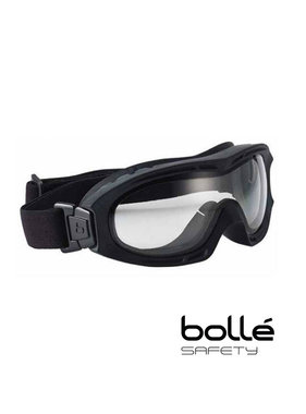 Bolle Backdraft Goggles (Clear Lens)