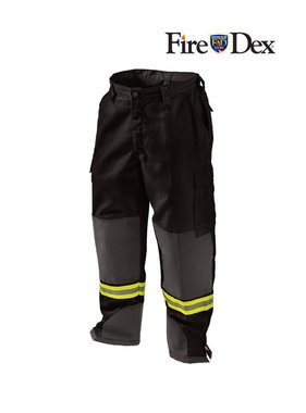Fire-Dex TECGEN51 Level 3 Fatigue Pant (Black)