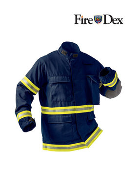 Fire-Dex TECGEN51 Level 3 Fatigue Jacket (Navy)