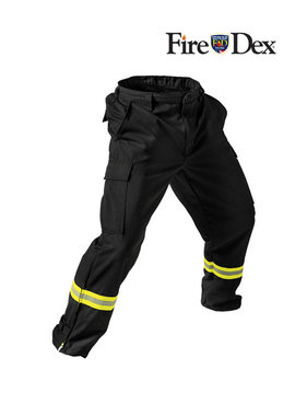 Fire-Dex TECGEN51 Level 1 Fatigue Pant (Black)