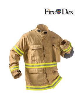 Fire-Dex TECGEN51 Level 3 Fatigue Jacket (Tan)