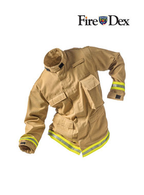 Fire-Dex TECGEN51 Level 1 Fatigue Jacket (Tan)