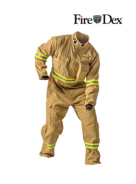 Fire-Dex TECGEN51 Tan Coverall