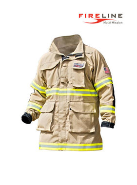 PGI FireLine™ Multi Mission Dual-Certified Coat