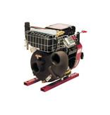 """Waterous Waterous PB18-3030C 18HP Briggs 3"""" Portable Pump"""