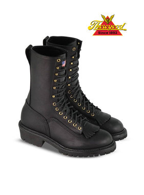 "Thorogood Men's Fire Devil 10"" Wildland Firefighting Boots"
