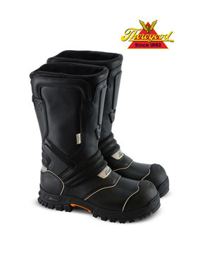 "Thorogood Men's 14"" Bunker Structural Fire Boot"
