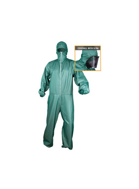 Fire-Dex MC311 Isolation Coverall AAMI Level-3 Compliant