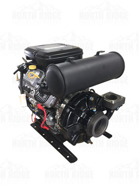 Hale PowerFlow HPX200-B23 Pump w/23HP Briggs Engine