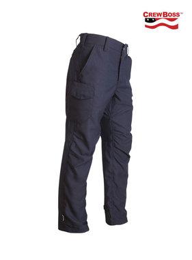 CrewBoss GEN II Dual Cert 7.7oz Nomex® IIIA Tactical Athletic Pant (Navy)
