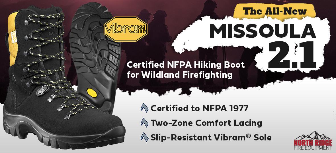 HAIX® Missoula Firefighting Boots