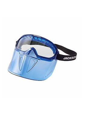 Premium Goggle w/Detachable Face Shield