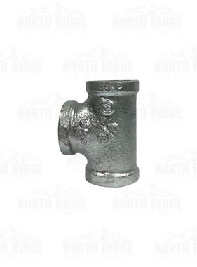 "Legend Valve & Fitting 3/4"" Galvanized Tee"