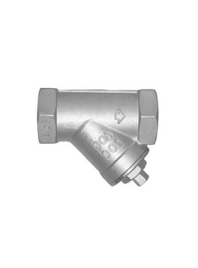 "Legend Valve & Fitting 3/4"" Stainless Steel Y-Strainer"