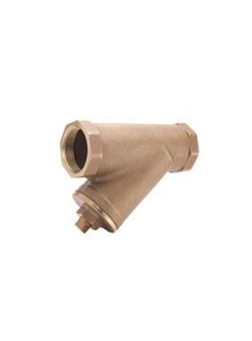 "Legend Valve & Fitting 2"" Bronze Y-Strainer"